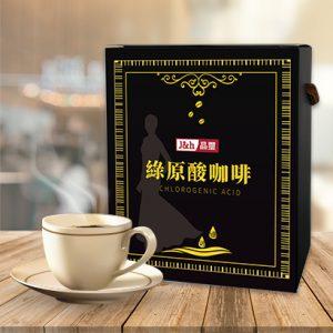 綠原酸咖啡