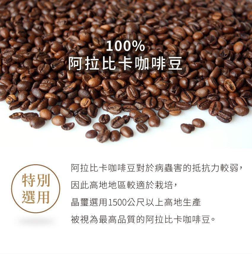 100%阿拉比卡咖啡豆,防彈咖啡推薦品牌